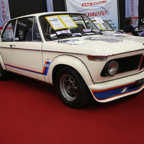 BMW 2002 Turbo (1975)
