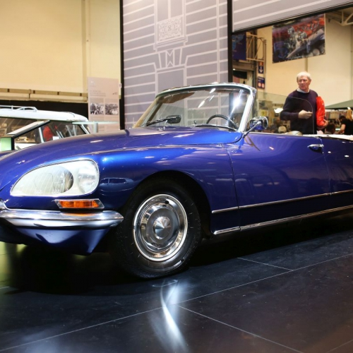 Citroen DS 21 DX Cabrio (1967)
