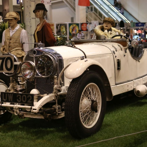 Mercedes-Benz SS (1929)