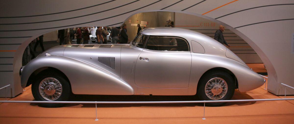 Mercedes-Benz 540K (1938)