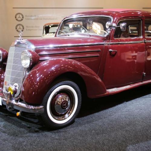 Mercedes-Benz 170S (1950)