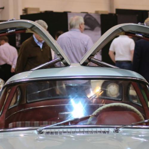 Mercedes-Benz 300SL Gullwing (1956)