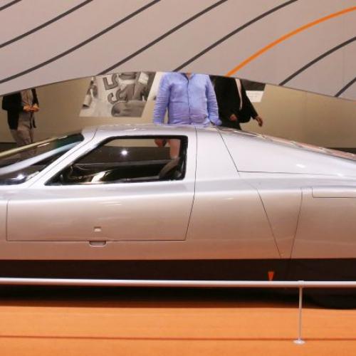 Mercedes-Benz C111 (1978)