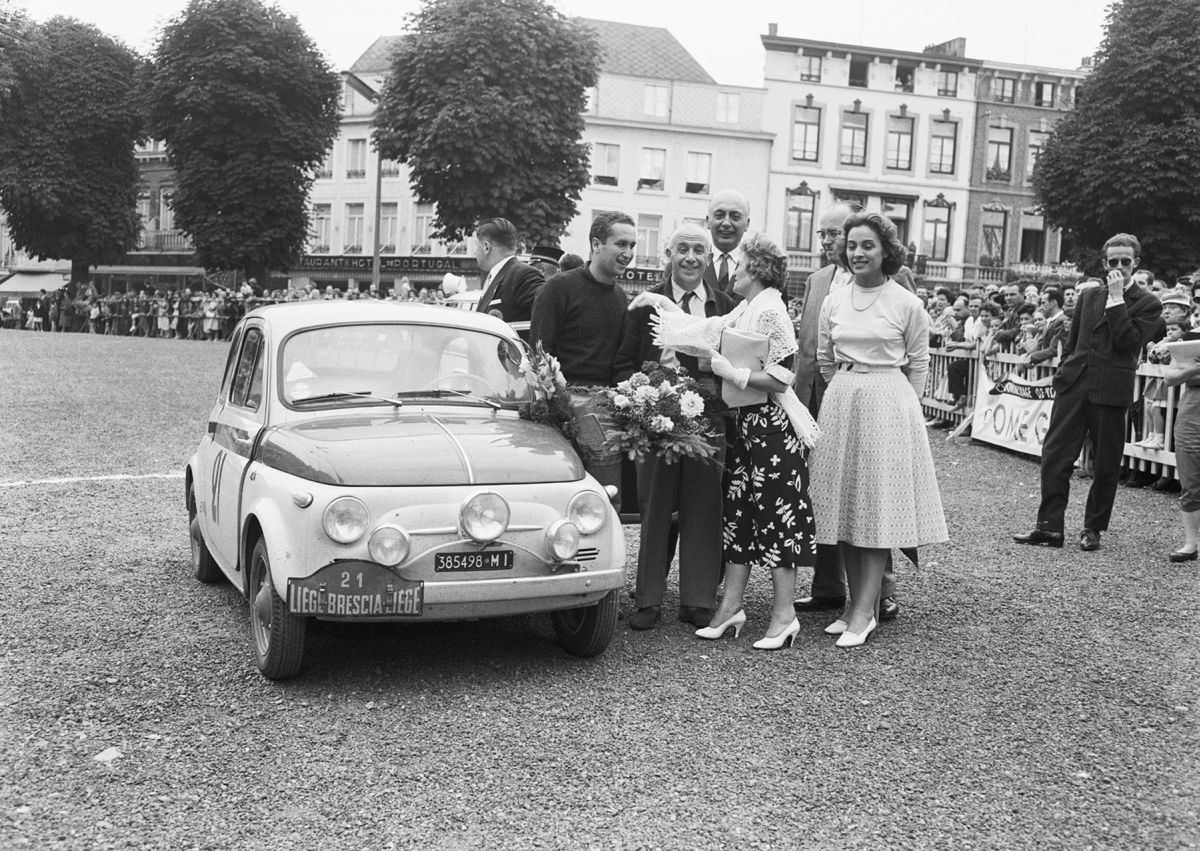 FIAT 500 1957 - 1975