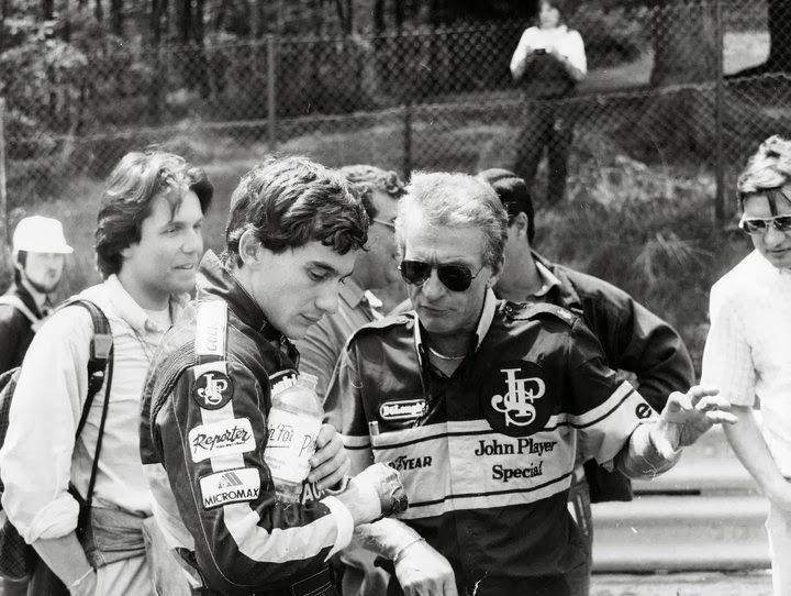 Senna a Ducarouge