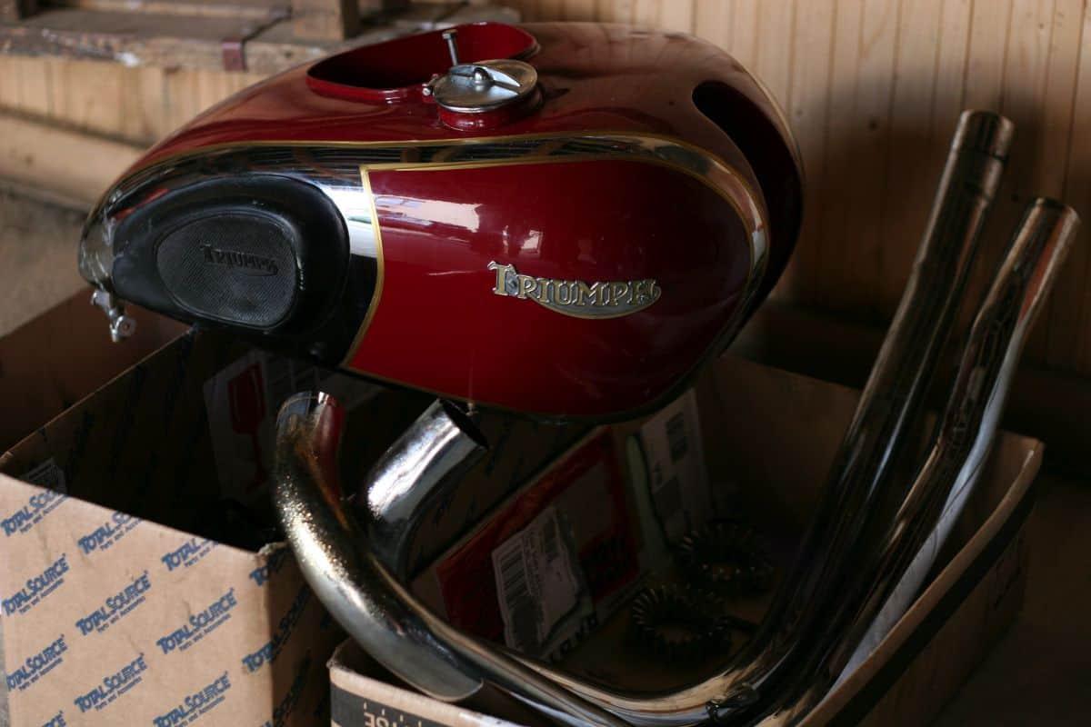 Triumph Speed Twin 1943