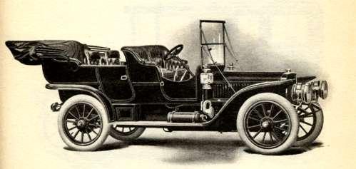 Winton z roku 1908
