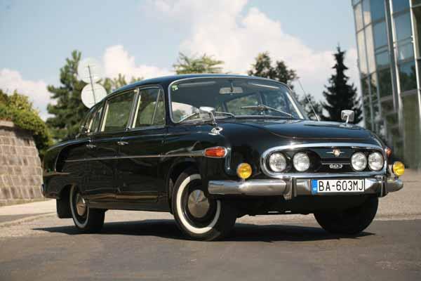 Tatra 603 1971