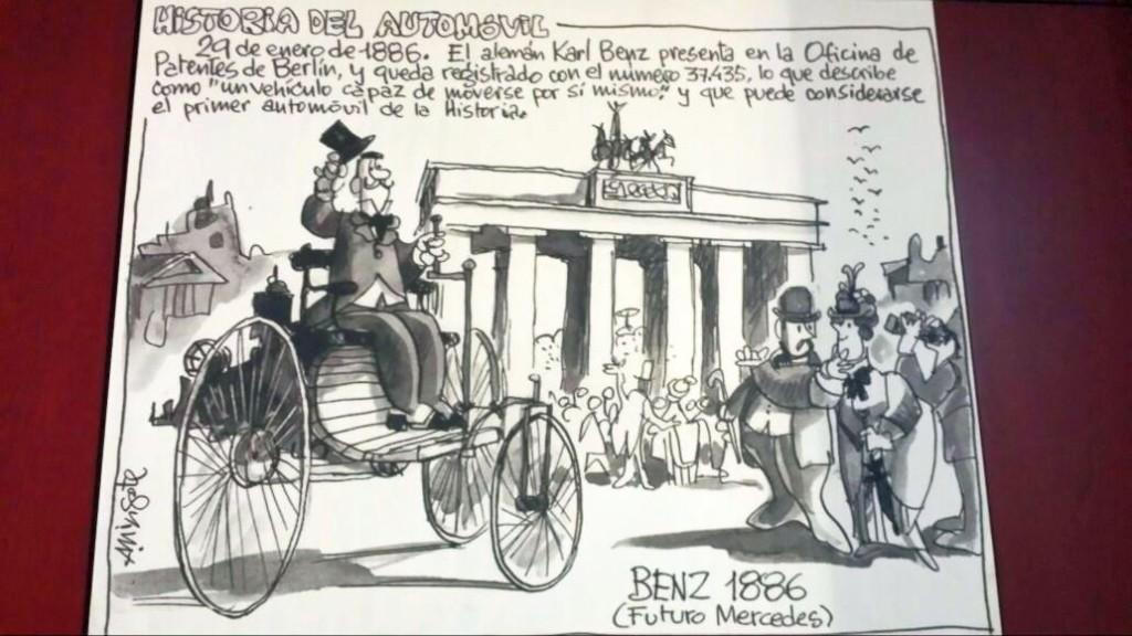 Karl Benz - budúcnosť