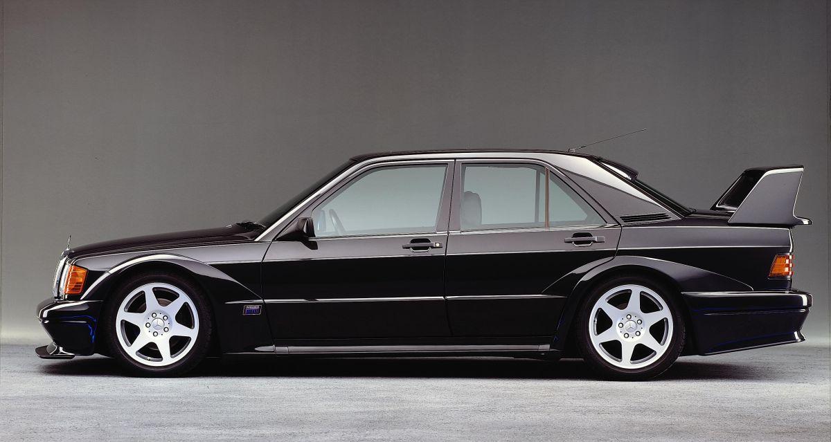 Mercedes-Benz EvoII