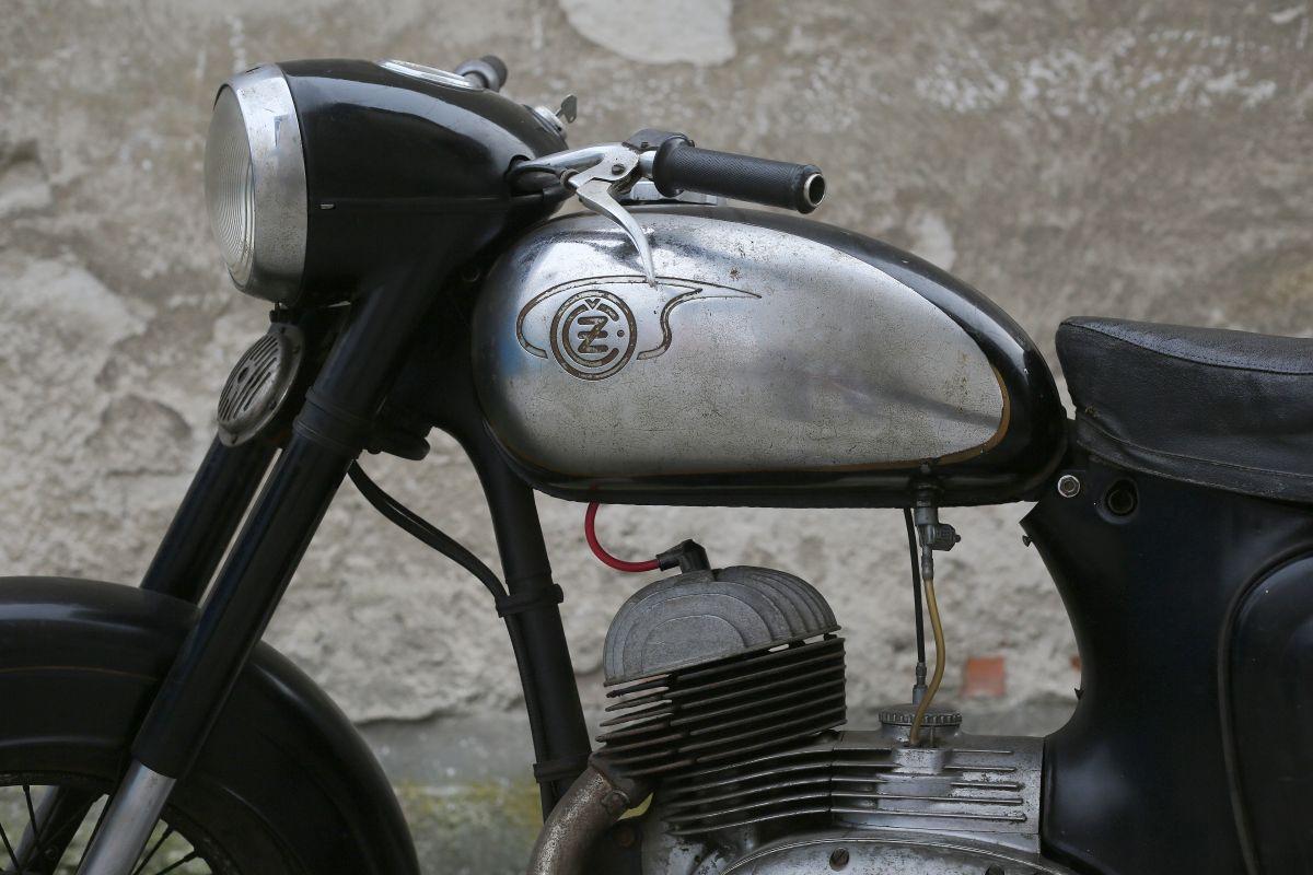 CZ 125 1961