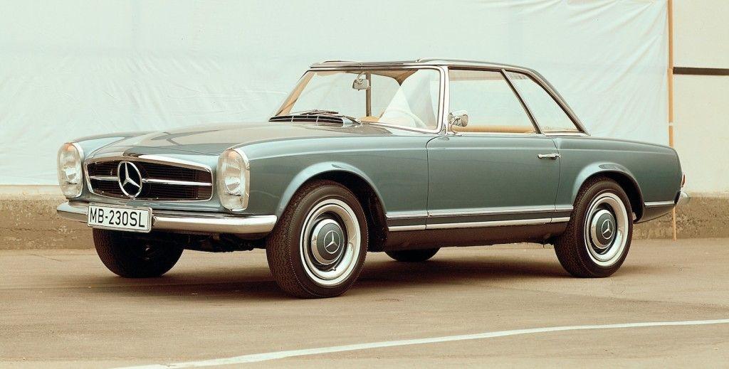 Mercedes-Benz W113 pagoda 230-sl