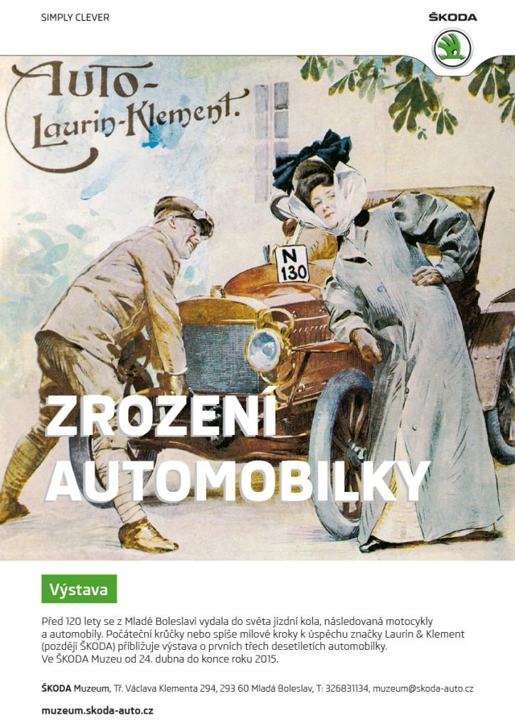 Zrodenie Automobilky L&K