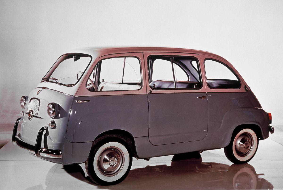 Fiat 600 Multipla 1955-1960