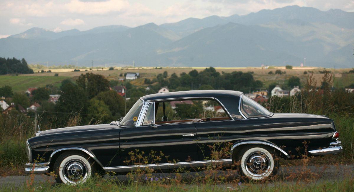 Mercedes-Benz 250 SE/CP 1965