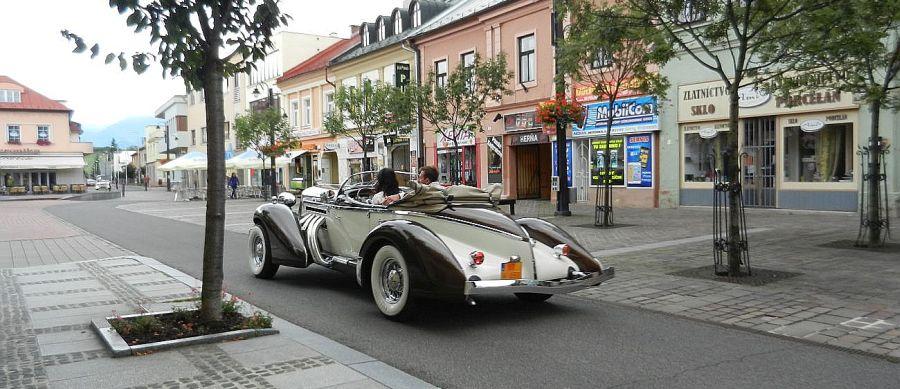 Oldtimer Rally tatry 2014