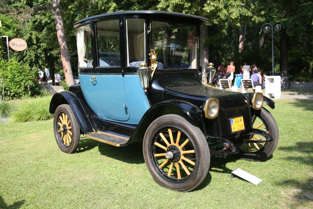 Detroit electric 75 1918