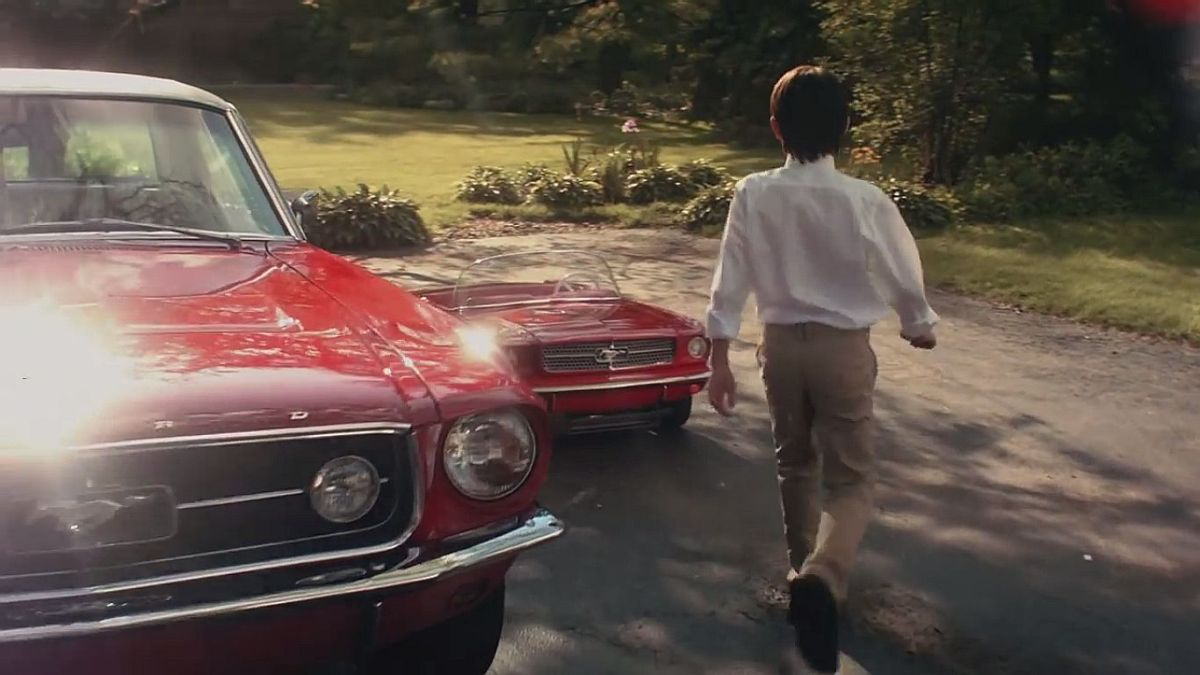 Ford Mustang story
