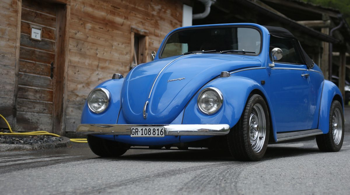 VW Beetle Speedster
