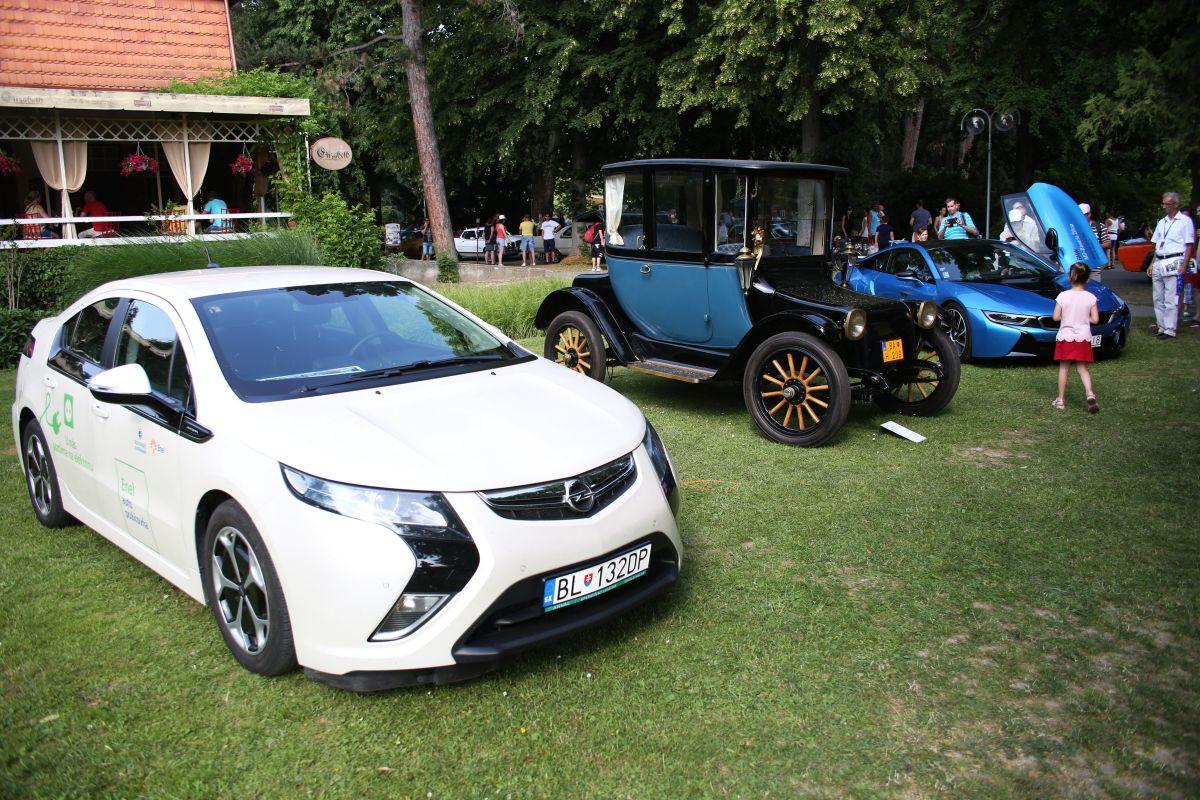 Elektrické automobily