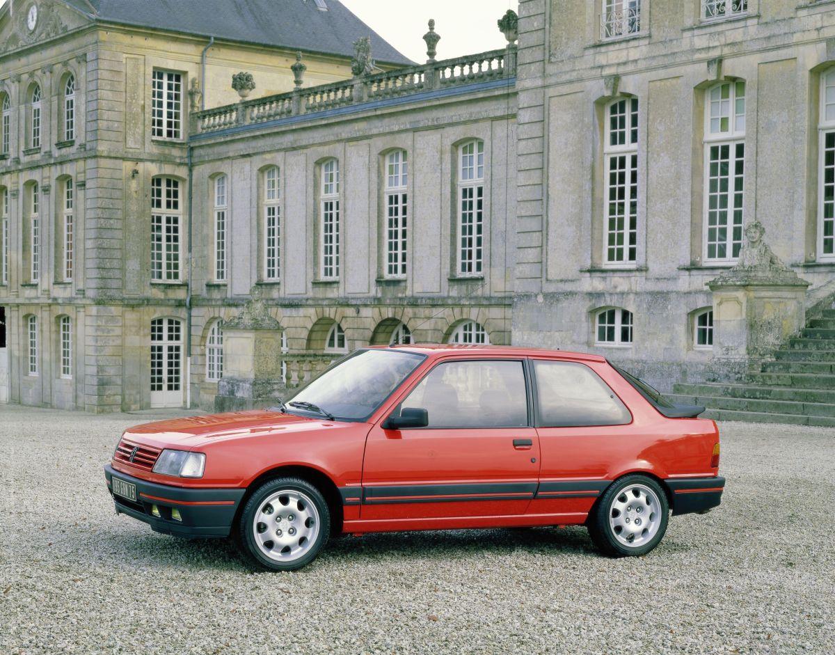 Peugeot 309_GTi