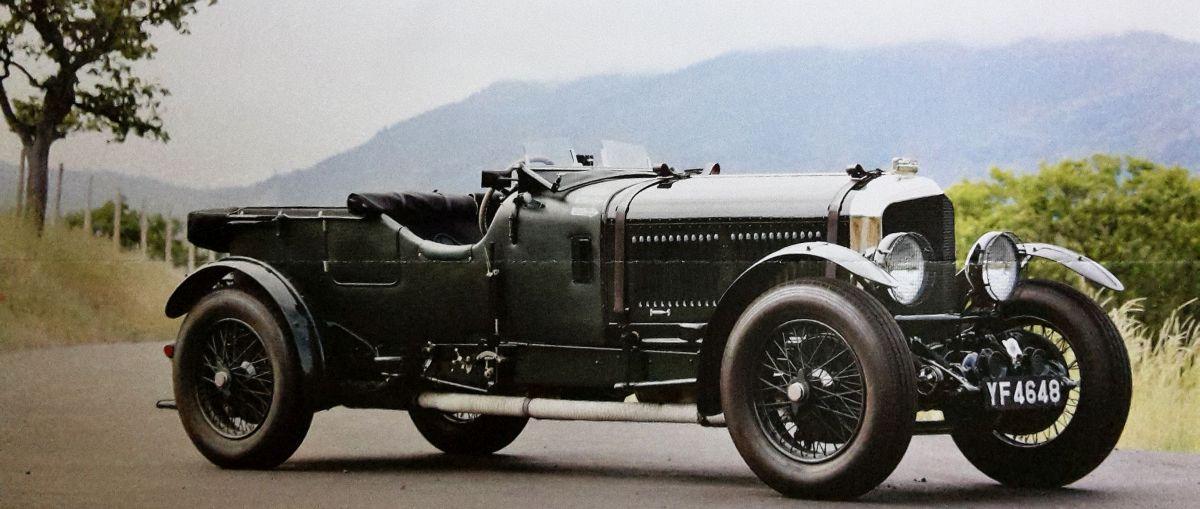 Bentley 6 ½ Litre Le Mans Sports