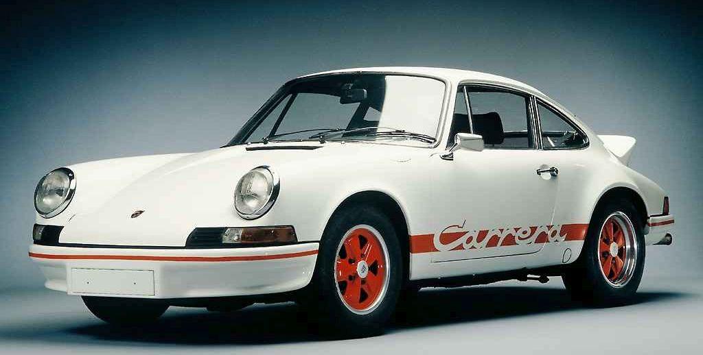 Porsche 911 Carrera 2.7 RS Lightweight