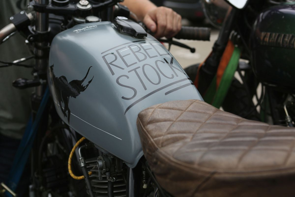 Bikes in town _ 22