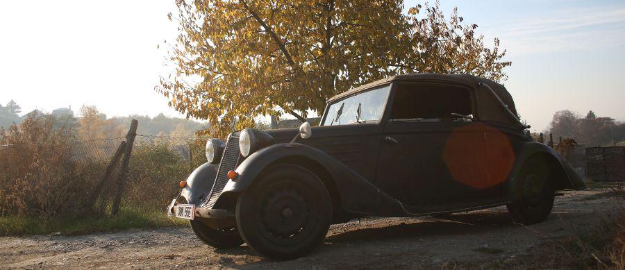 Tatra 75 1936