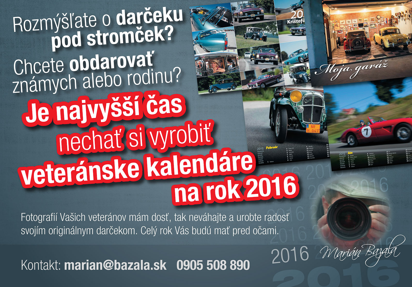 bazala kalendare 2016 A5