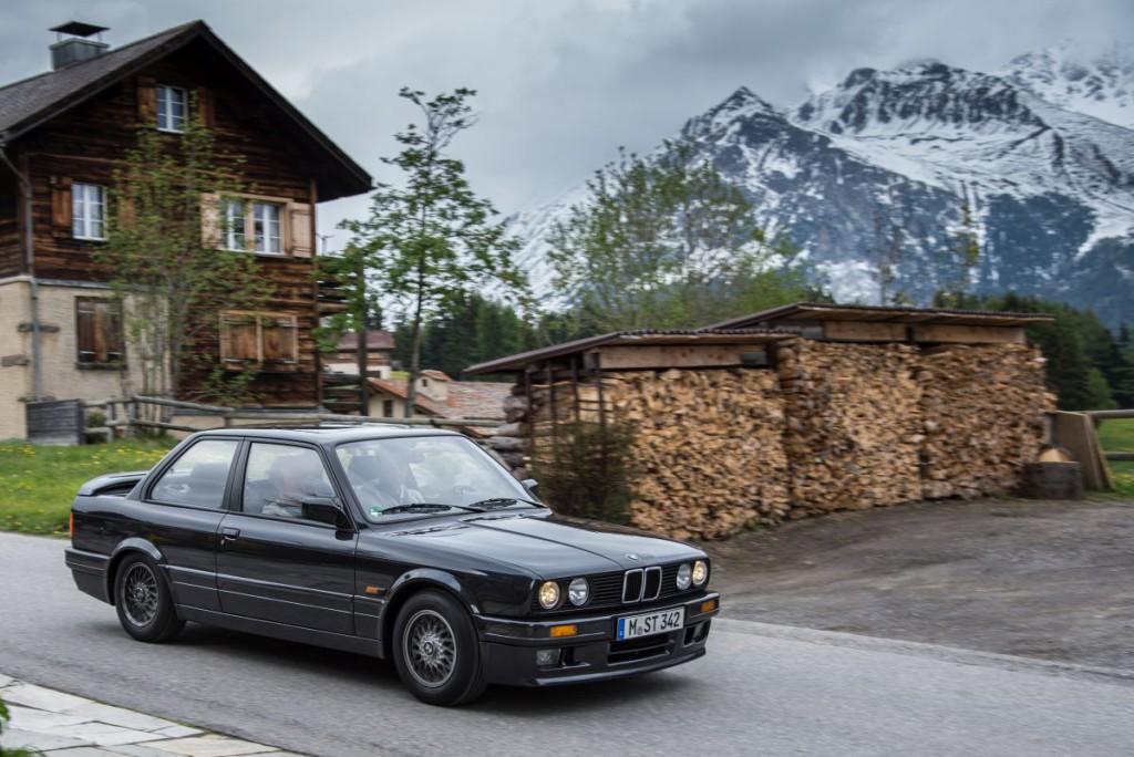 BMW E30 320is - talianska M3