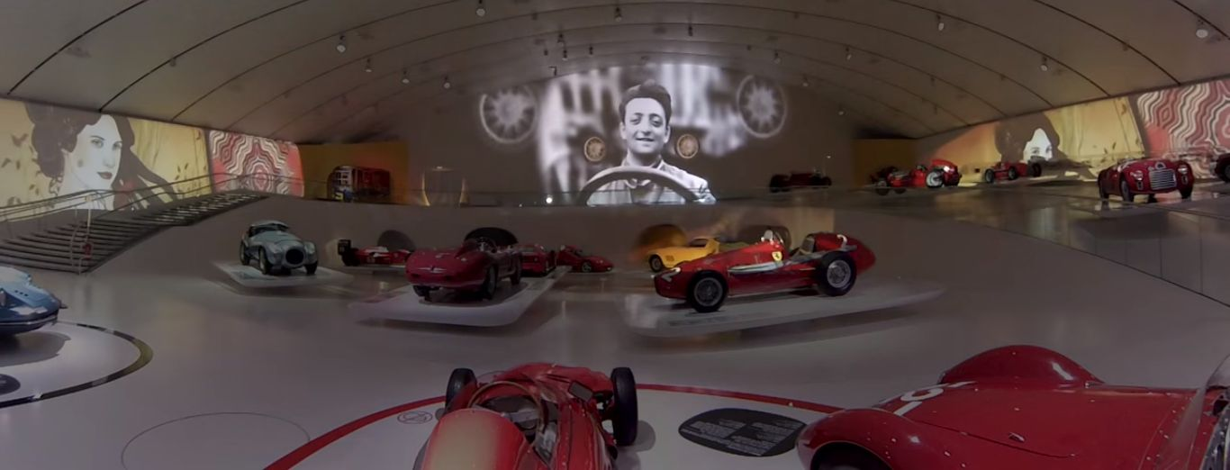 Muzeum Ferrari