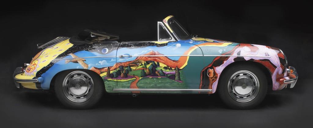 Porsche 356C Janis