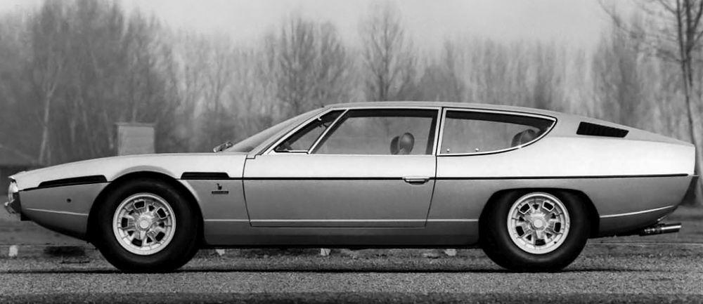 Lamborghini 400 GT Espada Series III 1973