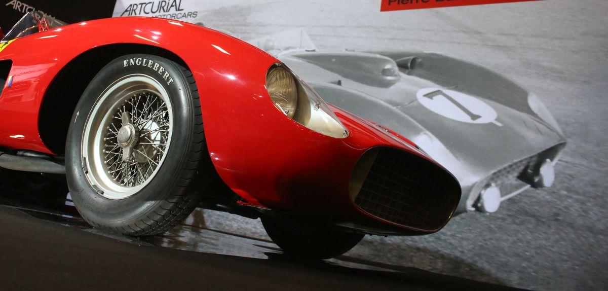 Ferrari 335 S Sport Scaglietti 1957
