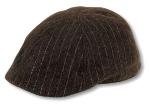 Vintage ako vystrihnutý zo žurnálu, hviezdna čiapka Gatsby Classic dodá tomu, kto ju nosí noblesu a šmrnc. Ideálna na každý deň. 100% bavlna.