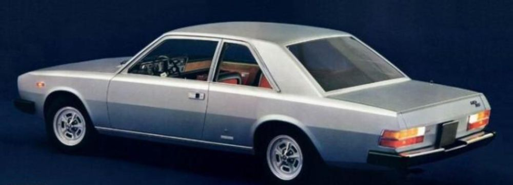 Fiat 130 Coupe 1973