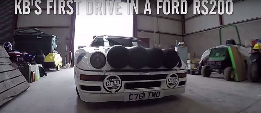 Ford RS200_Ken Block