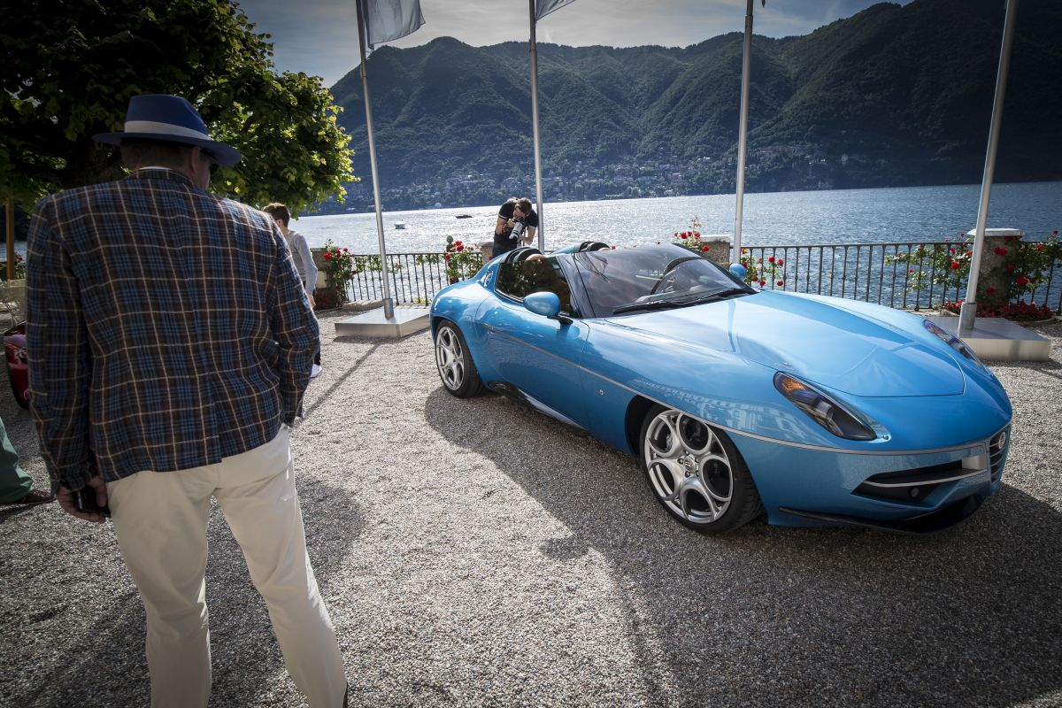 Alfa Romeo Disco Volante by Touring 01