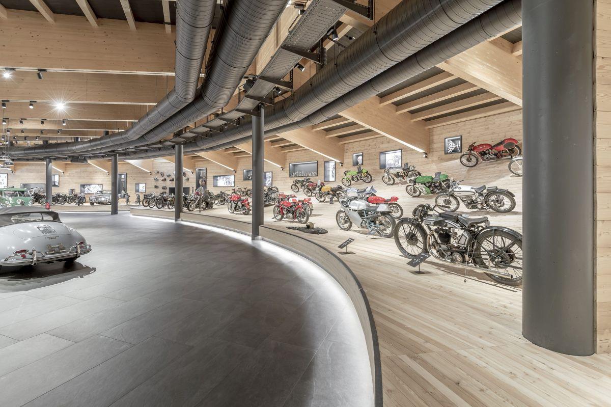 BMW muzeum motocykle rakusko 01