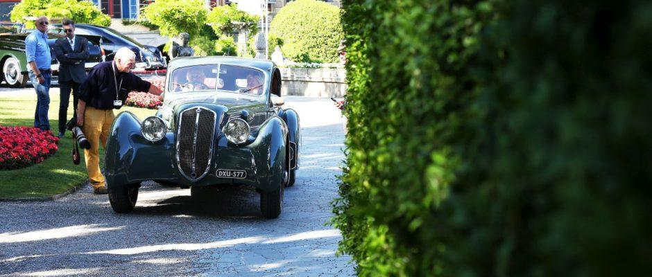 Lancia Astura Serie II 1933