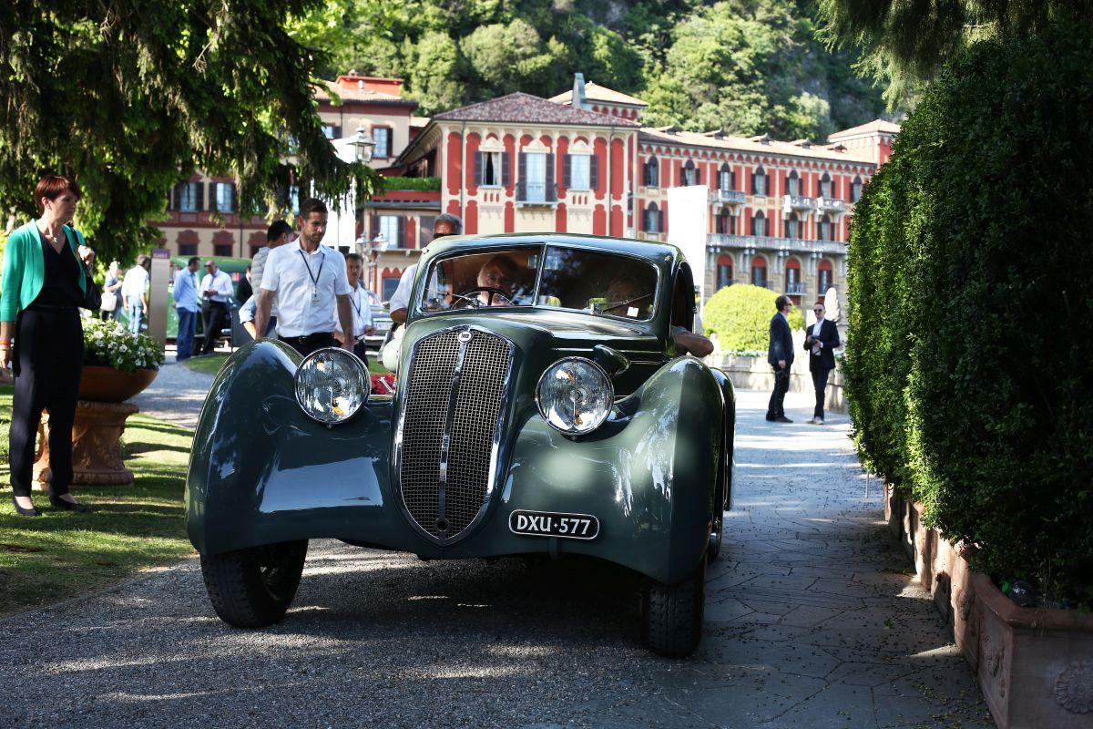 Lancia Astura Serie II