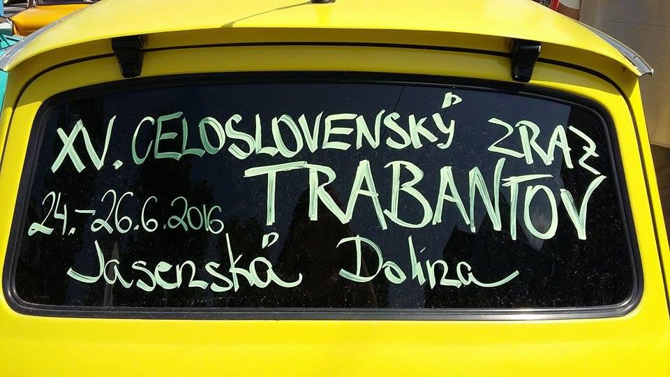 Celoslovensky zraz Trabantov 03