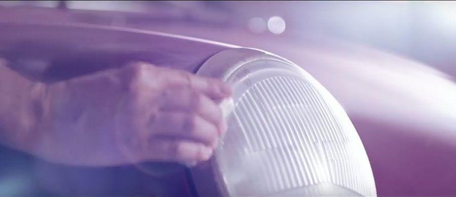 Porsche reklama na cistiace prostriedky